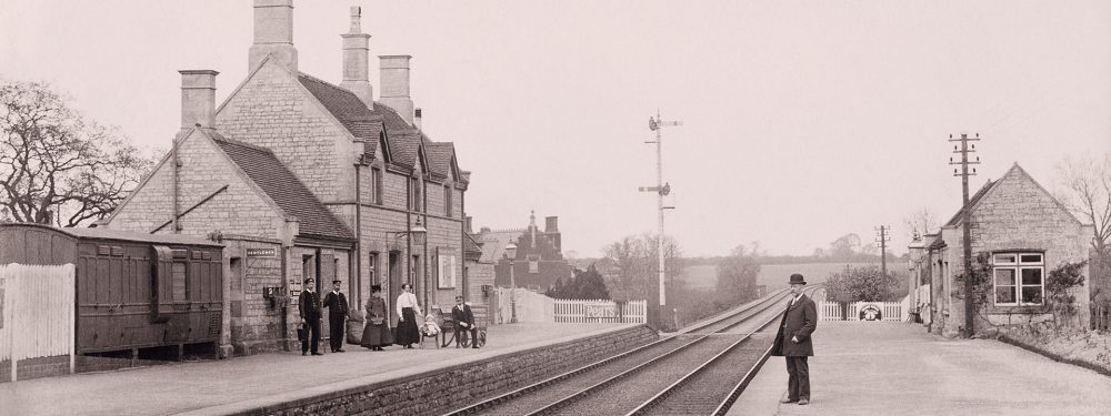 The Railway through Turvey : 1872-1962