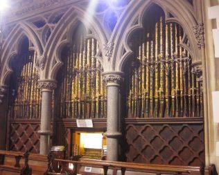 All Saints' Church Organ | Jane Brewster