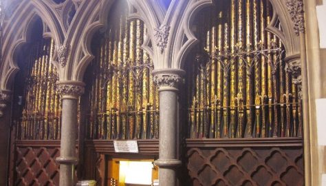 All Saints' Church Organ