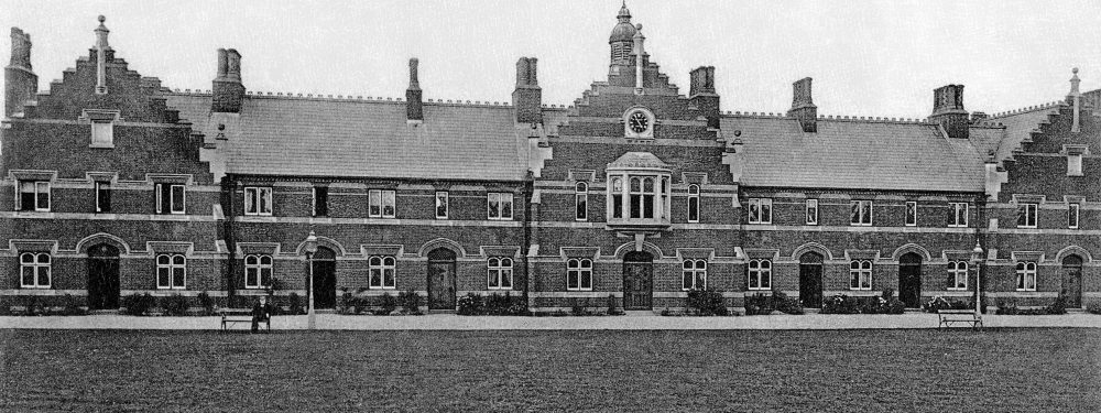 A Brief History of the Barton and Royle Homes