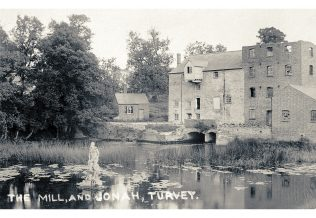 The Mill and Jonah