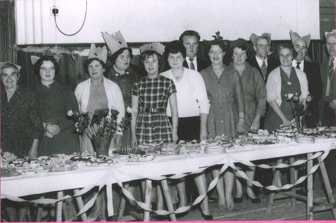 Turvey Rec Christmas party