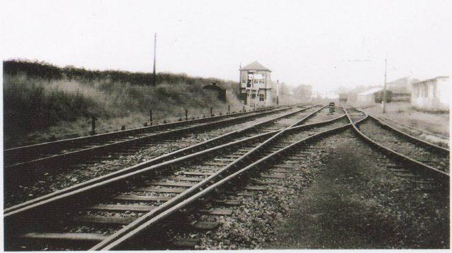 Turvey Station Signal Box