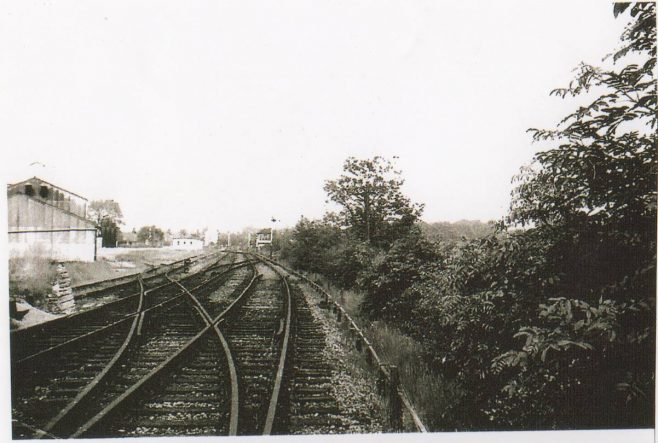 View of Turvey Station