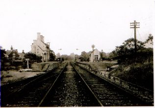 Turvey Station Platforms