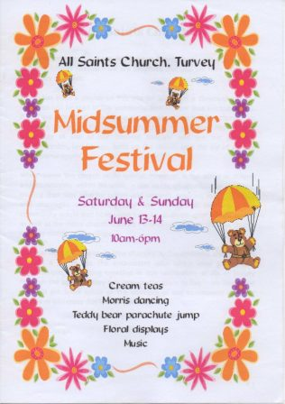 Midsummer Festival, All Saints Church