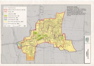 Proposals Map Inset 38 Turvey