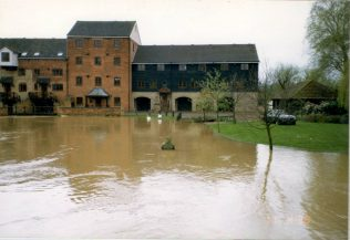 Flooding at The Mill