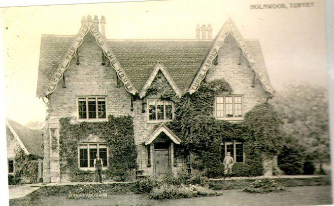 Holmwood House, Turvey