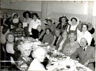 Turvey Silver Jubilee Tea Party