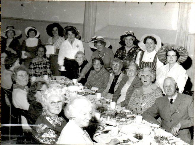 Turvey Village Hall Tea Party