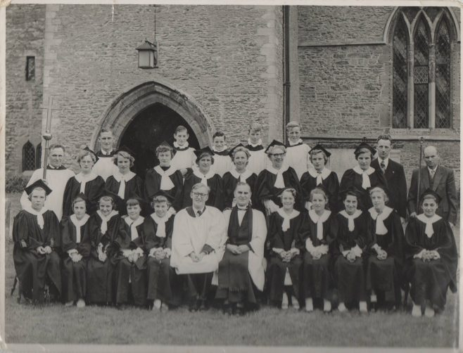 All Saints Church, Turvey Choir