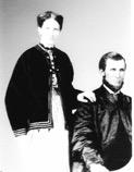 Jane Elizabeth Davison & Thomas Bates Parr