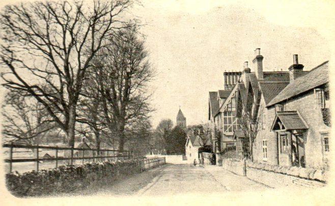 Turvey High Street