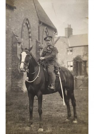 Bedfordshire Yeomanry Trooper