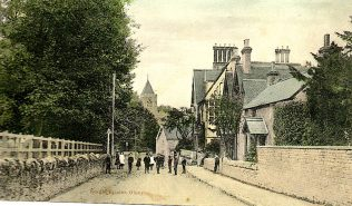 Stone House, High Street