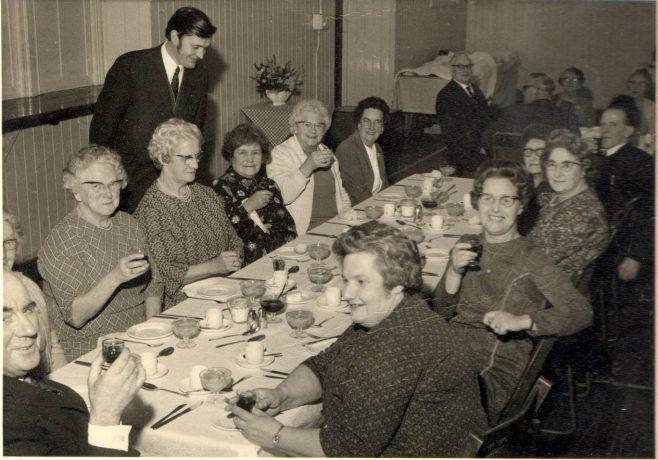 Evergreens Club Celebration Lunch