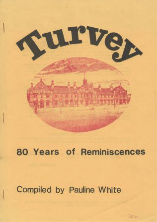 80 Years of Reminiscences