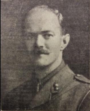 Lt. Ernest Munby