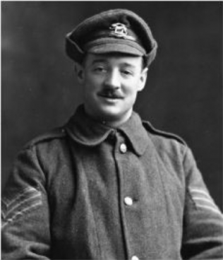Essery Albert Edward | With permission from Leicestershire Regiment Museum