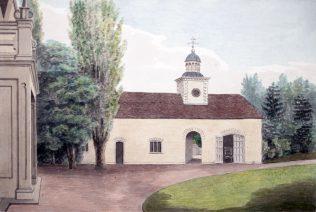 Turvey Abbey Clock Tower