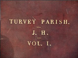 Volume I Turvey Parish