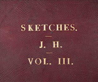 Volume III Sketches