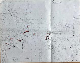 Turvey Abbey Estate Properties: Plan 2