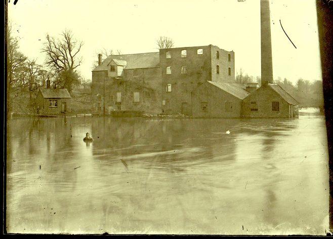 Jonah in Flood
