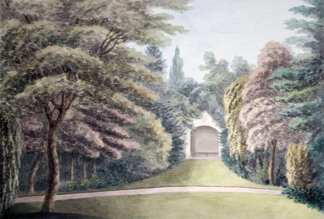 Turvey Abbey Summer House