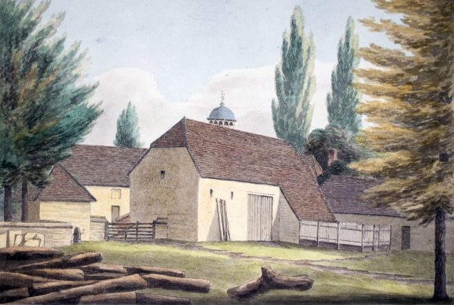 Turvey Abbey Stable