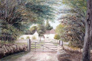 Bridge into the Abbey Farm