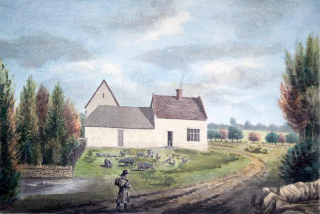 Stocks Cottage, Abbey Park