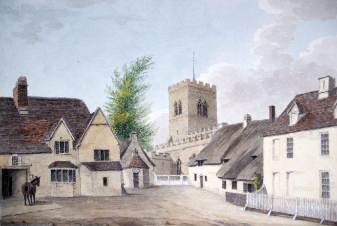 Turvey Church, Turvey
