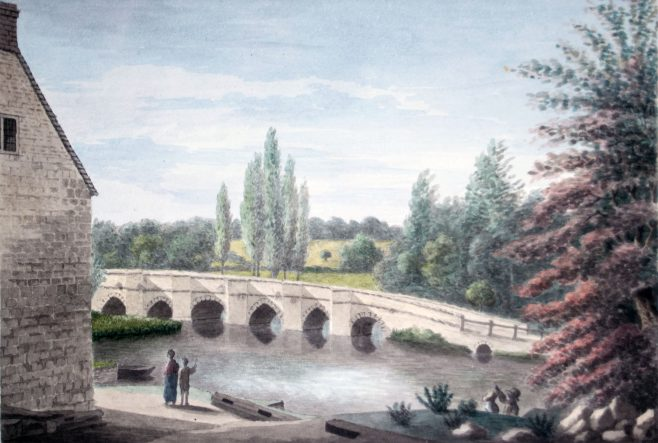 Bridge over the Great Ouse