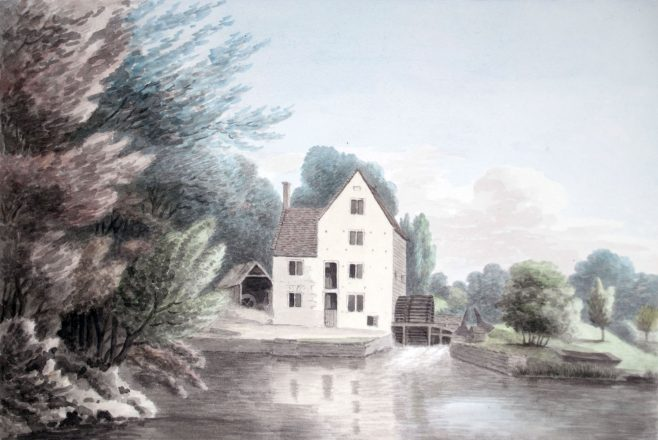 Old Turvey Mill | John Higgins