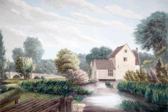 Turvey Mill
