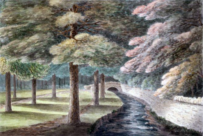 Turvey Abbey, the Warren