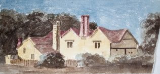 House with Four Chimneys