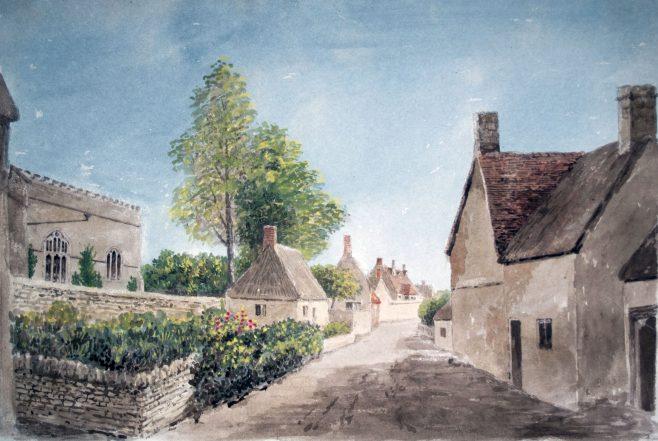Turvey Street Scene | John Higgins