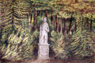 Turvey Abbey Monument