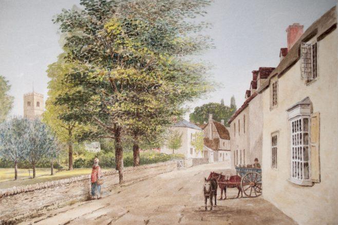 Bridge Street Turvey