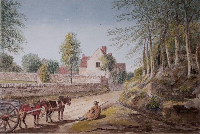 Turvey Farmhouse