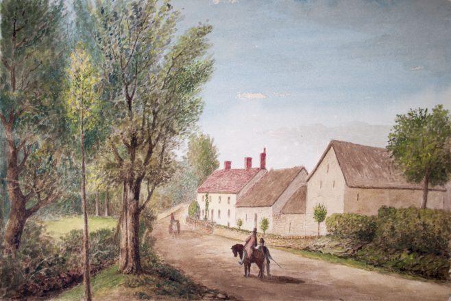 Turvey Farm House