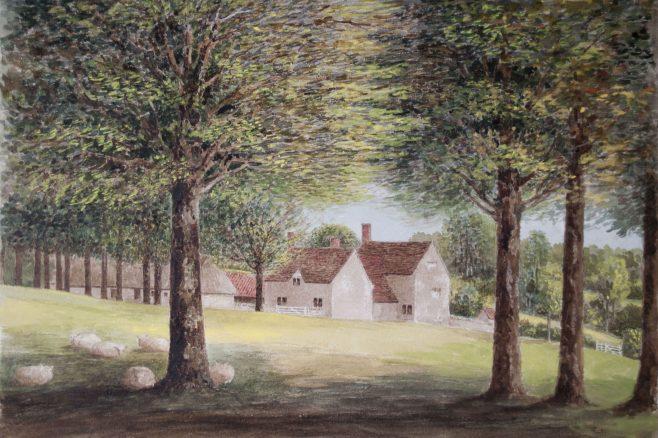 Redlands Farm House