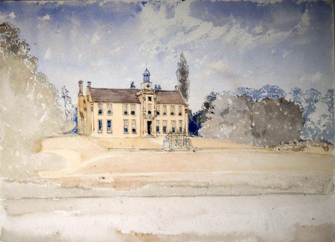 Hinwick Hall