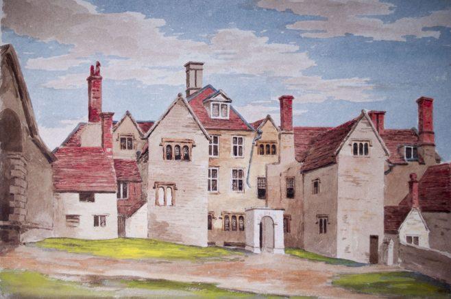 Weston Hall