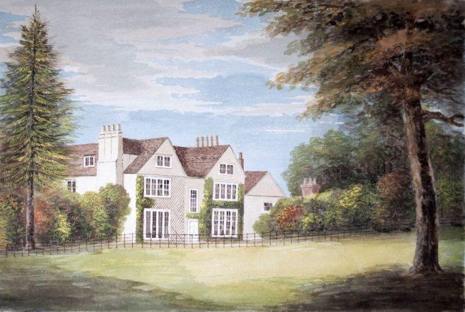 Milton Bryan House