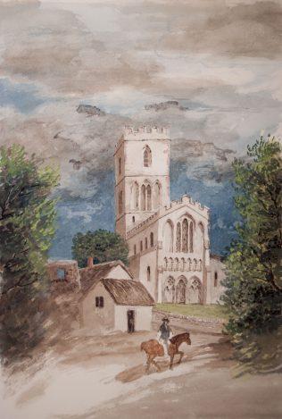 Felmersham Church West Front