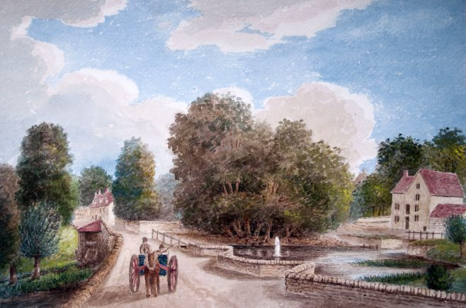 Turvey Bridge | John Higgins
